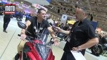 Nouveauté 2015 : Suzuki GSX-S 1000 et GSX-S 1000 F au salon de Cologne
