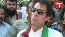 Negotiation with govt useless if Nawaz refuses to step down: Imran
