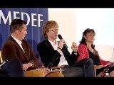 """Table Ronde """"Expériences croisées"""", Ugict-CGT, CFDT Cadres, l'OSI, Université Panthéon Sorbonne, 13eme rencontre de l'OBSdesRSE Du dialogue Social aux conversations numériques"""