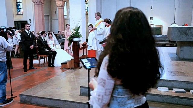 Hochzeitssaengerin Saengerin NRW Koeln Bonn - Natalie Moon - The Rose - Live