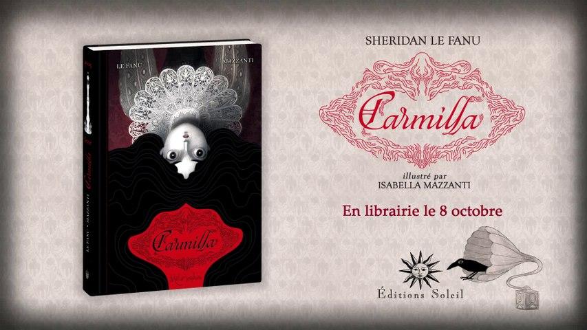 """BANDE ANNONCE - """"CARMILLA"""" - LE FANU & MAZZANTI"""