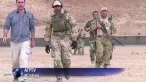 Au Kurdistan, des soldats allemands forment les peshmergas