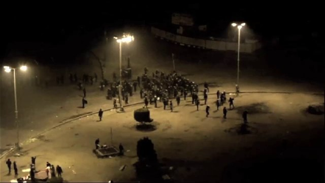 "Clément Cogitore, ""Tahrir"""