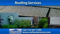 Storm Damage Repairs Colorado Springs   Roof N Exteriors