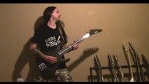 Cover de la musique de la bande à Picsou en mode Metal