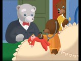 Apprends l'anglais avec Petit Ours Brun - Little Brown Bear has a temperature