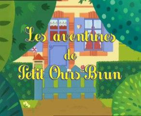 Petit Ours Brun part à l'aventure - Petit Ours Brun
