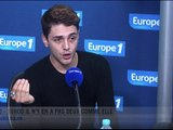 """Vidéo Dailymotion: L'acteur et réalisateur québécois Xavier Dolan est scandalisé qu'en France, les médias accordent une tribune à des gens qui véhiculent la """"haine et l'intolérance""""."""