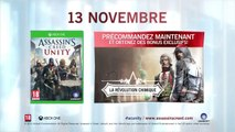 Assassin's Creed Unity (XBOXONE) - Story trailer d'Assassin's Creed Unity
