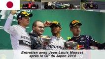 Entretien avec Jean-Louis Moncet après le GP du Japon 2014
