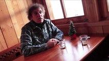 Hautes-Alpes : Rencontre avec Alain SOUCHON dans son chalet à Serre Chevalier