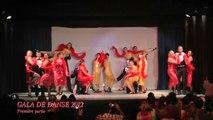 Gala de danse 2012-Première partie