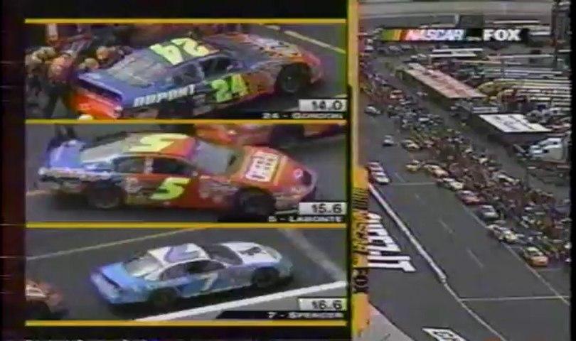 NASCAR 2003 R09 Food City 500