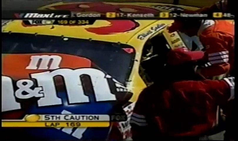 NASCAR 2003 R10 Samsung Radioshack 500