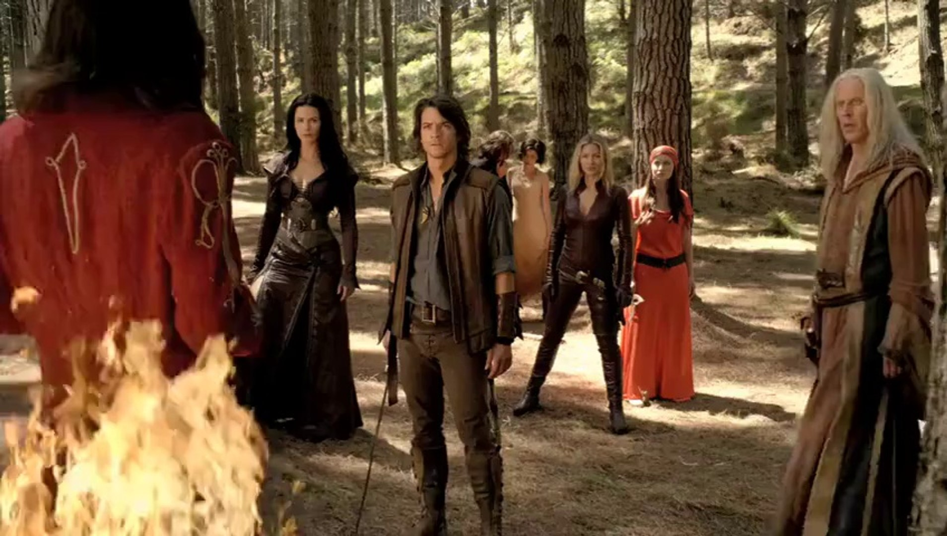 S2 Legend of the Seeker - 18 Walter - Video Dailymotion