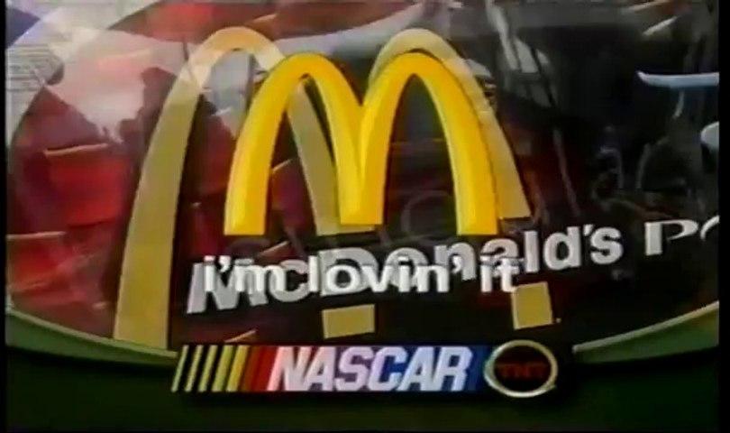 NASCAR 2003 R39 Pop Secret Microwave Popcorn 400