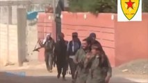 Street Fighting Rages In Syrian Town As Islamic State Moves In