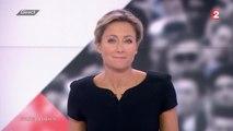 Mots croisés : la première minute d'Anne-Sophie Lapix