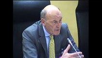 M. Hugues de Jouvenel, Pdt de Futuribles International - Lundi 6 Octobre 2014