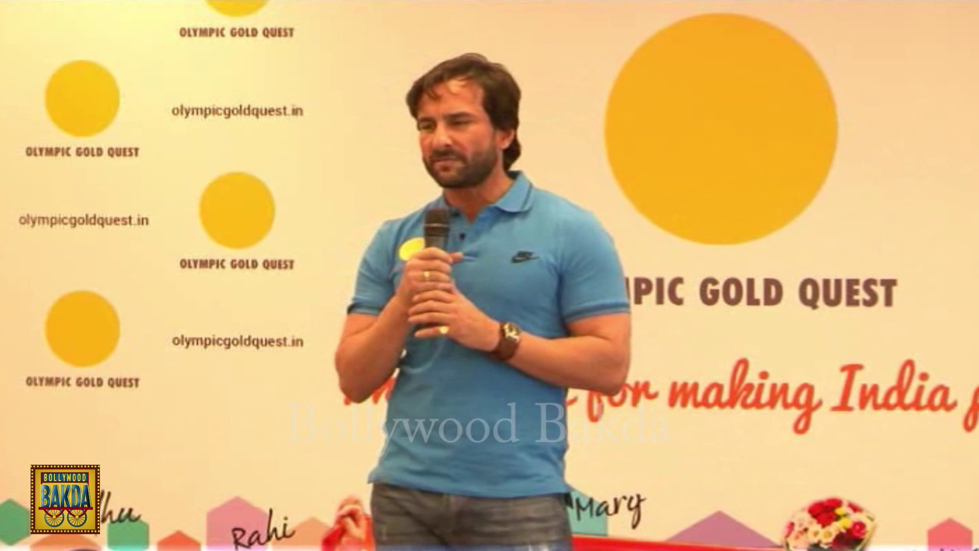 Saif Ali Khan Reveals About Sports During His Fathers Era