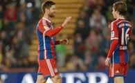 Bayern Munich : le premier but de Xabi Alonso !