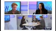 Elen Debost interviewée à quelques jours du Forum Jeunes par LMTV