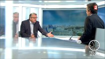Pierre Laurent invité de France 2 le 6 oct. 2014