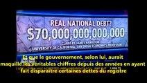 Dette nationale américaine et dette publique française