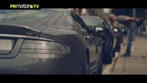 Aston Martin Club Spain - Primera salida en Barcelona by PRMotor TV Channel (HD)