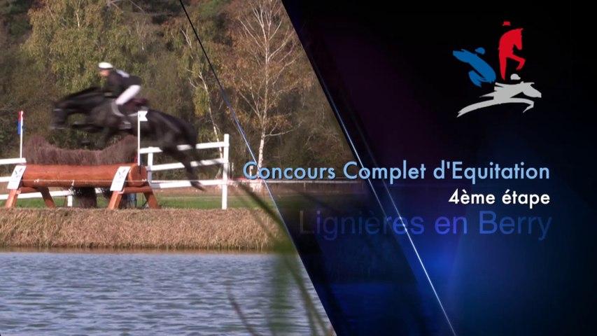 Grand National de concours complet - étape n°4 Lignières 05/10/2014