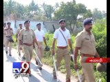 Police team attacked by villagers , Navsari - Tv9 Gujarati