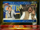 Listen Sheikh Rasheed's Funny Reply when he was asked Why he isn't Resigning from Assembly