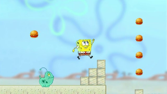 SpongeBob SquarePants Saving Patrick Star Let's Play / PlayThrough / WalkThrough Part - Playing As SpongeBob SquarePants
