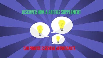 AG - Greens Antioxidants