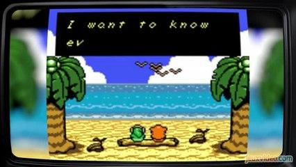 Le Fond De L'Affaire - The Legend of Zelda - Zelda - Easter eggs
