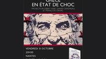 """Nantes : projection-débat """"Grèce en Etat de Choc"""" avec David Gendreau"""