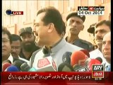 How quickly PPP changed it's stance and now supporting PTI's stance :- Moeed Pirzada