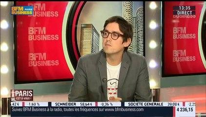 Les Grappes sur BFM TV