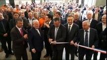 Inauguration du Centre Technique Municipal de Châtel