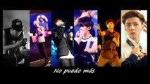 EXO - Let Out The Beast [Let Out The Beast] (Korean Ver) (Cover Letra En Español)