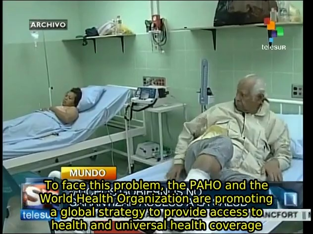 PAHO and WHO promote universal health care for sustainable development