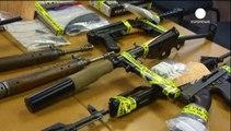 Démantèlement d'un trafic d'armes sur internet par la gendarmerie