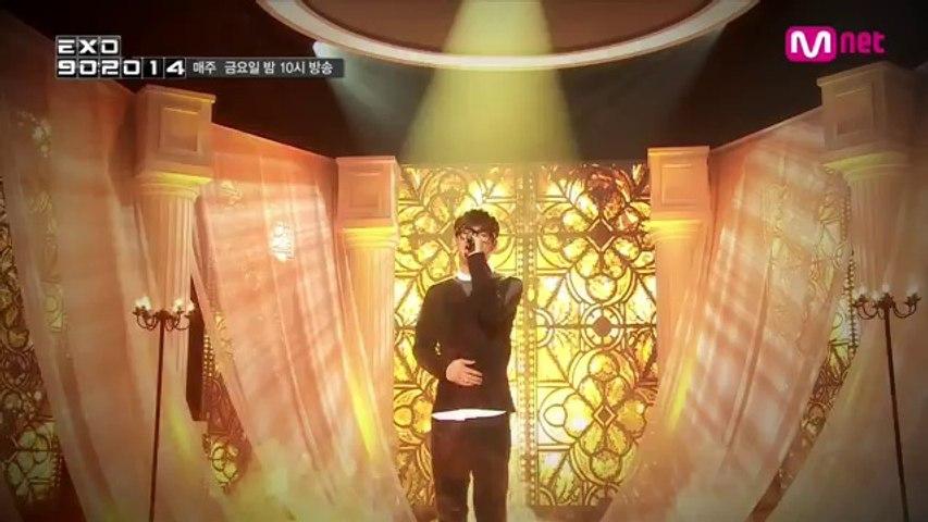 Mnet K-Pop Time Slip 'EXO 902014' Chen - To heaven