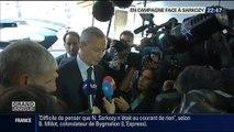 Grand Angle: En campagne face à Sarkozy – 07/10