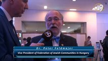 Dr. Peter Feldmajer – Vice President of Federation of Jewish Communities in Hungary