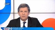 Politique Matin : François de Rugy, député de Loire-Atlantique, président du groupe Ecologiste à l'Assemblée nationale, Philippe Vigier, député d'Eure-et-Loir, président du groupe UDI à l'Assemblée nationale.