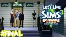 Les Sims 3 Saison #FINAL La fin d'une belle aventure !