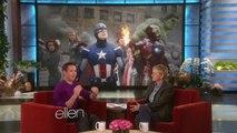 """Robert Downey Jr. confirme """"Iron Man 4"""""""