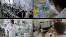 Présentation de l'équipe REGLYS de l'unité de biologie fonctionnelle et adaptative