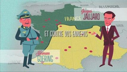 """Bande annonce """"SAUVONS LE LOUVRE! Dans la peau de Jacques Jaujard"""""""